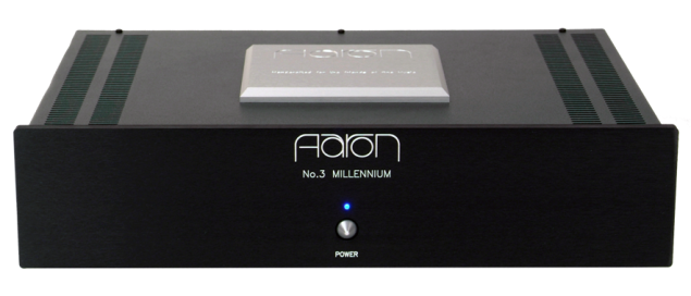 AARON No.3 Millennium High End Stereo power amplifier