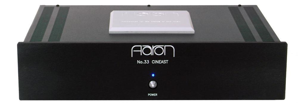 The High-End Three-Channel Amplifier