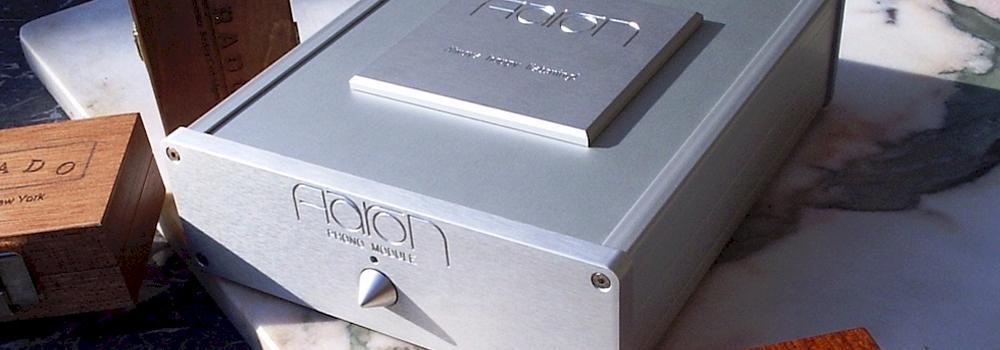 AARON High End Phono-Vorverstärker