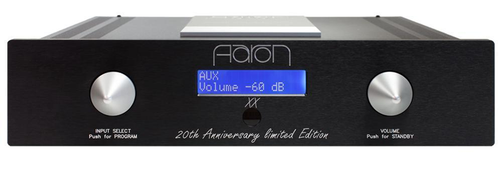 AARON XX High End Stereo integrated amplifier. Anniversary edition.