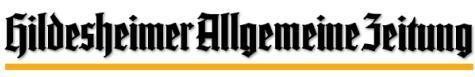 Logo: Hildesheimer Allgemeine Zeitung