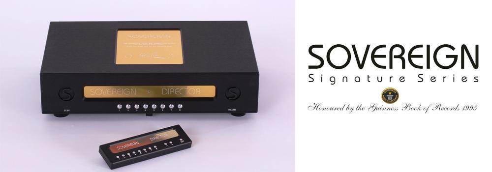 SOVEREIGN Director Preamplifier