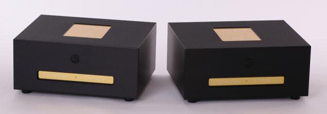 SOVEREIGN ETERNITY Ultra High End Mono Amplifiers