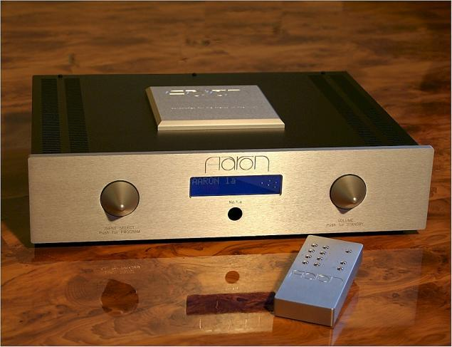 AARON No.1.a THE High End integrated amplifier