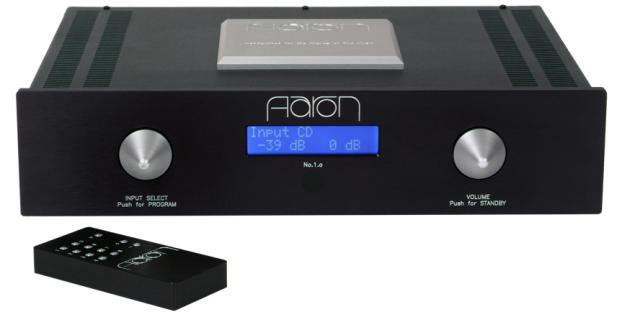 AARON No.1.a  *  The number ONE of High End integrated amplifiers.