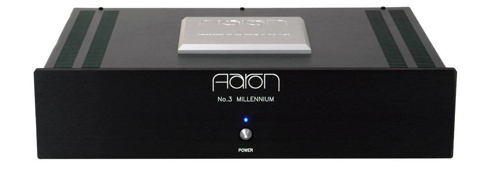 AARON No.3 Millennium High End Stereo-Endstufe