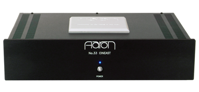 AARON No.33 Cineast. Three-Channel power at its best!
