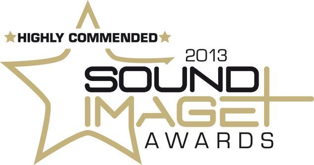 awarded! The AARON XX ® High End Stereo integrated amplifier. Sound + Image Award 2013 from Australia
