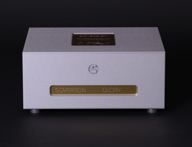 SOVEREIGN GLORY, maybe the very best High End Stereo amplifier of the world. Make your own decision.