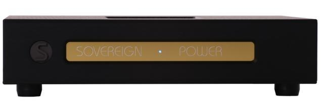 klangliche Perfektion und edles Design. SOVEREIGN POWER.